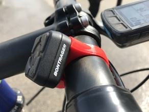 Bontrager Transmitr remote mount for road handlebars