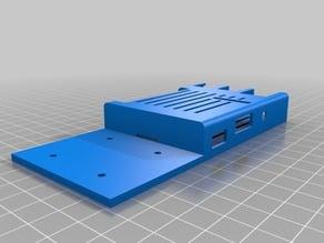 Raspberry Pi Case for Maker Select Plus and W GPIO access