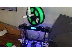 Filament Spinner - Suspended Spool Rotator
