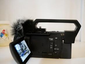 Sony AX53 Camcorder Handle