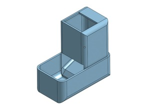 Dice tower & box