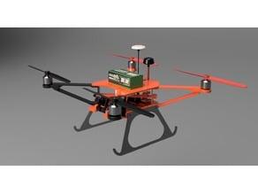 450mm FPV Camera Drone