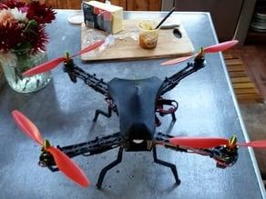 Spyda 500 Quadcopter Modified