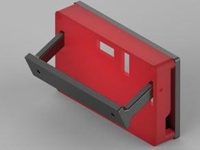 MKS TFT32 LCD tilting bracket for 2020 aluminium profile