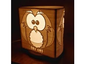 Lamp OWL