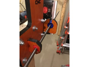 Gatton CNC Y Axis Alignment Jig