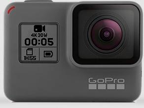 GoPro Hero 5 (layout)