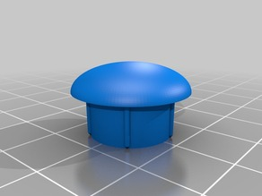 Pipe End Cap (customizable)