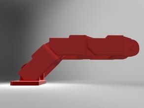 Chain bracket/holder for stand V 1.2