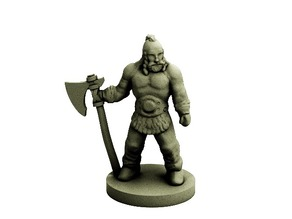 Berserker (18mm scale)