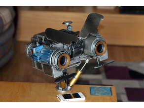Carlz Johnny 5 - Short Circuit Head