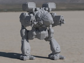 Madcat Mk.II Prime for Battletech