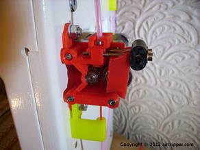 Airtripper's Bowden Extruder V3