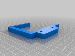 brazo spool para filamento sin carrete