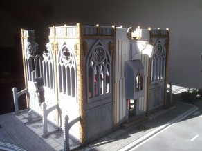 Eagle Shrine for Warhammer 40K