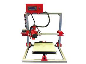 Scalar S - 3D Printer (20x20x20cm)