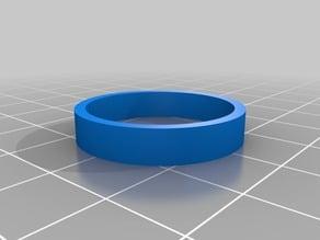 Plain Unisex Ring