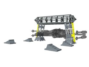 Echo Base - maintenance bridge