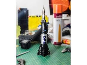 Dremel Versatip 2000-6 Rocket Stand