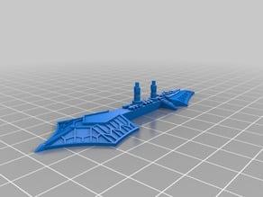 Battlefleet Gothic - Italianmoose's Chaos Cruiser Deck fix