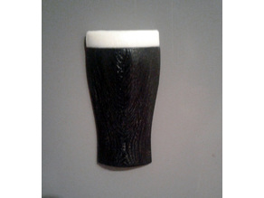 Pint of Guinness fridge magnet