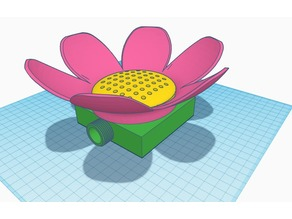 Lotus sprinkler
