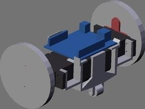 Printable Robot (sort of)