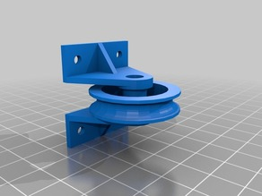 608 Idler Pulley with Stand