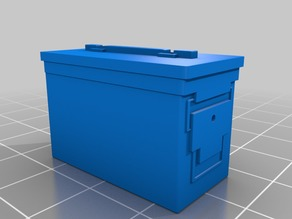 1:10 scale ammo can