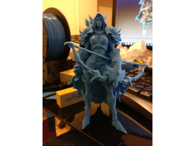 Hots Wow Sylvanas Improved By Boobynette Thingiverse Последние твиты от hots logs (@hotslogs). hots wow sylvanas improved by