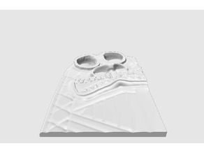 Tiki Caster - Sliced for printing