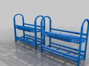 Copy of Micro Scale GarAge O H tier rack