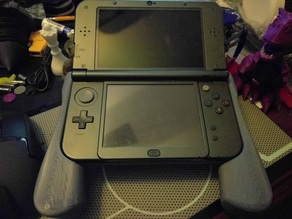 3DS XL Handgrips