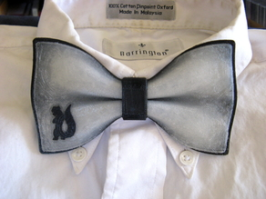 Team 1983 Skunk Works - Themed Bow-Tie