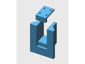 stud bracket and tongue for 2 x 4 stud