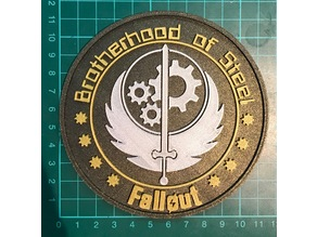 Brotherhood of Steel - Medalllion