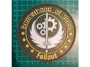 Brotherhood of Steel - Medalllion