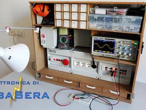 """Laboratorio di Elettronica Portatile """"SeraLab Mobile"""""""