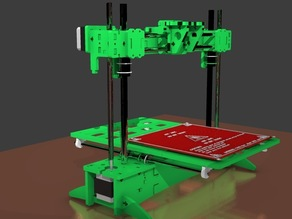 3d printable lc plus parts for printrbot plus