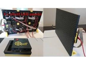 LED Matrix Display Driver Housing