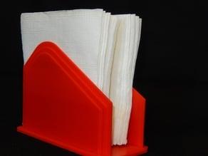 Napkin holder RED
