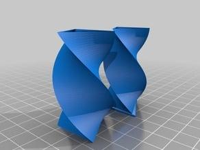 Slidomatic polygonal prism