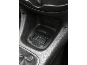 Peugeot 206 Ashtray replacment