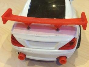 RC car spoiler