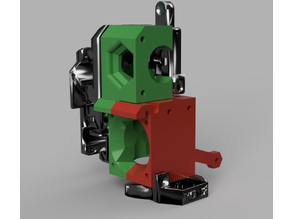 Prusa MK2 to MK3 Extruder Conversion