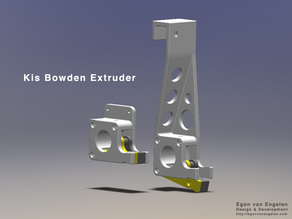 Kis Bowden Extruder