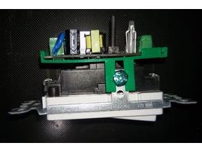 Sonoff Basic Decora Light Switch Adapter