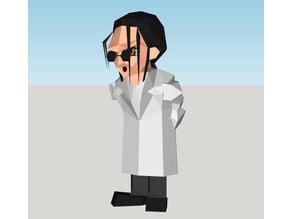 Professor Hojo - Final Fantasy VII