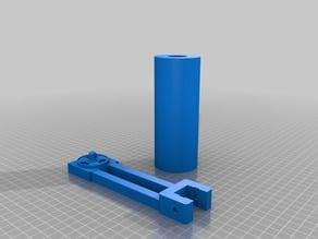 Filament Spool Holder 2020 Mount W/Bearings