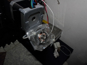 Two-Up Extruder Fan Mount - 40mm